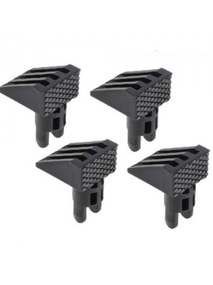 4 Large Workbench Workmate Vice Clamp Pegs Dogs Pack