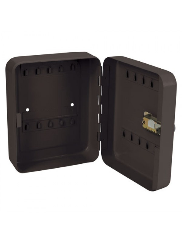 3-Digit Combination 20-Key Metal Cabinet (200 x 160 x 75mm)