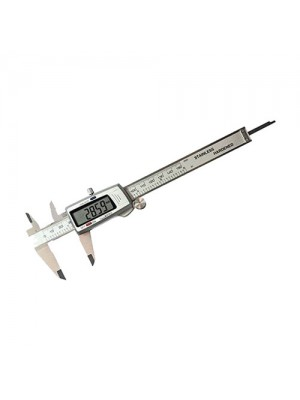 Silverline Digital Vernier Caliper (150mm) Measurement Tool