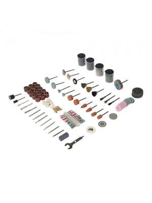 Rotary Tool Accessory Kit 216pce (3.17mm Mandrel)