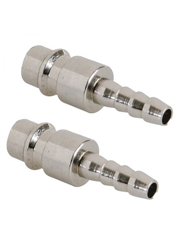 Euro Air Line Hose End Coupler 2pk (8mm Hose End)