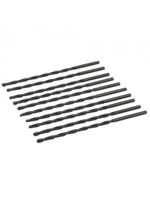 Silverline Metric HSS-R Long Series Bits 10pk 3.5 x 110mm