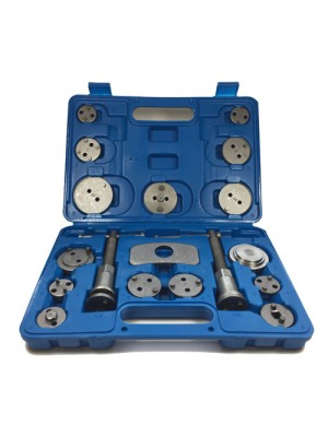 Toolzone 18Pc Brake Caliper Wind Back Tool
