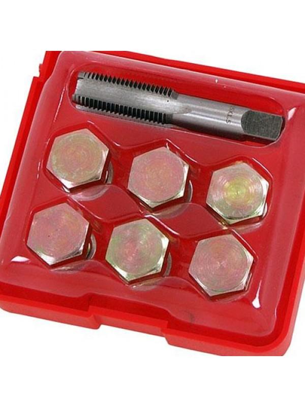 Oil Sump Plug Pan Thread Repair Kit M14 Re-taps To M15