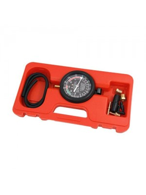 Vacuum and Fuel Pump Line Pressure Tester Tool Kit