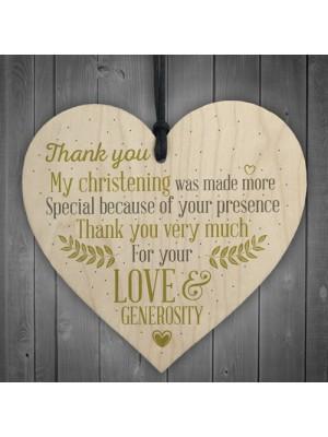 Christening Gifts For Baby Boy Girl Heart Best Friend Keepsake