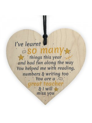 Gifts For Women Thank You Teacher Leaving Gift Nursery Sign