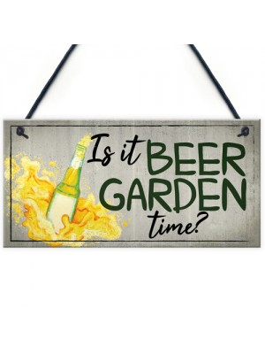 Beer Signs Beer Hanging Garden Shed Wall Sign Pub Bar Plaques