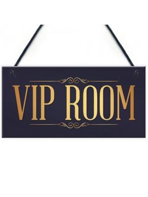 Vip Room Man Cave Home Bar Sign Pub Club Plaque Garden Shed
