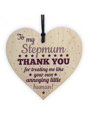Handmade Stepmum Gift Novelty Plaque Gifts For Mum Mummy