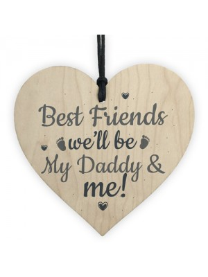 Gifts For Him Handmade Heart From Bump Gifts Daddy Baby Son