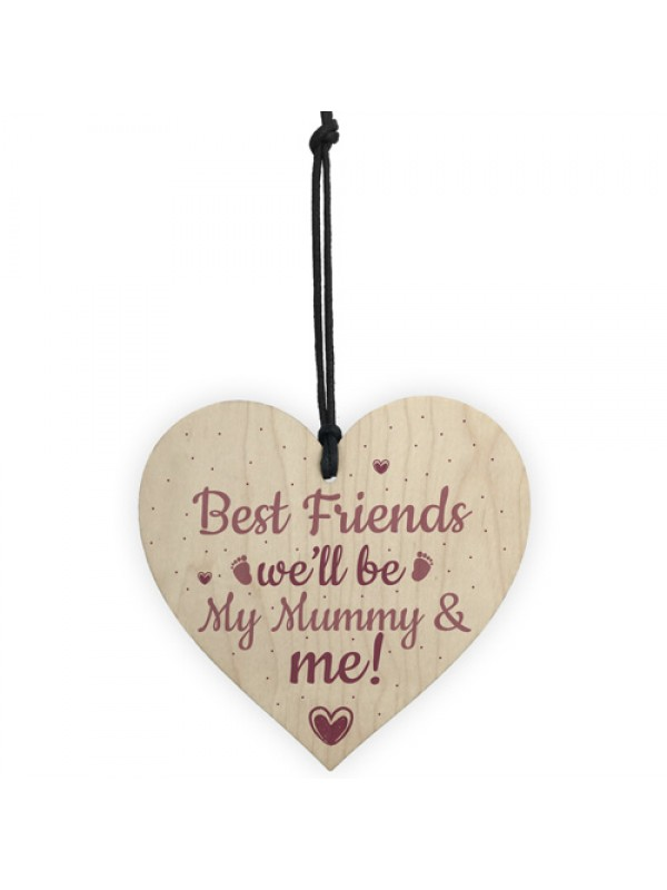 Gifts For Her Handmade Heart From Bump Gifts Mummy Baby Son