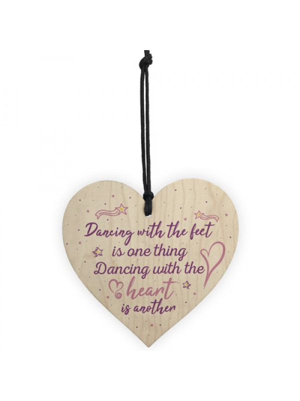 Dancer Gifts Thank You Dance Teacher Gift For Her Keepsake