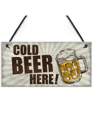 Bar Sign Beer Bartender Pub Landlord Alcohol Gift Man Cave Gift