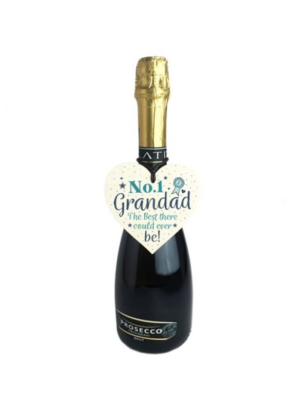 No1 Best Grandad Gifts From Grandchildren Wood Heart Men Gifts
