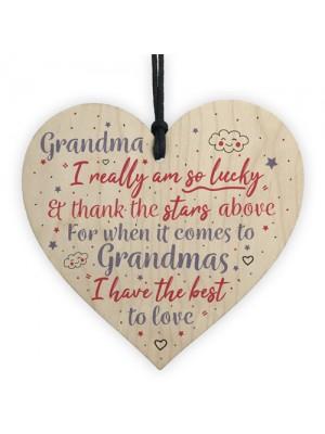 Thank You Gifts Mum Grandma Nan Christmas Gifts Birthday GIFT