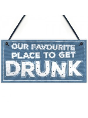 Funny Garden Shed Sign Hot Tub Jacuzzi Pool Kitchen ManCave GIFT