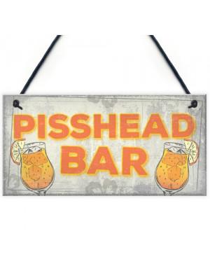 Funny BAR Sign Gin Beer Vodka Plaque Garden Shed Hot Tub GIFT