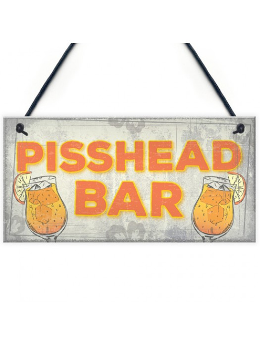 Funny BAR Sign Gin Beer Vodka Plaque Garden Shed Hot Tub GIFT