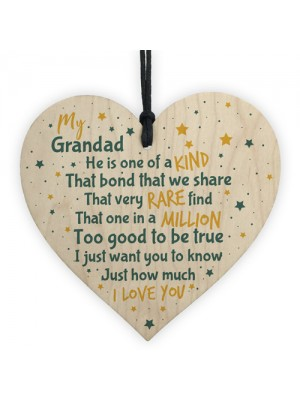 Gifts For Grandad Dad Birthday Father's Day Thank You GIFT
