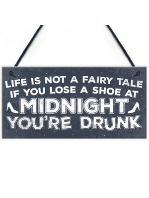 Funny Vodka Beer Prosecco Gin Gift Man Cave Home Bar Plaque