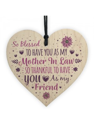 Mother In Law Friendship Gift Wedding Mother Of Groom Bride Gift