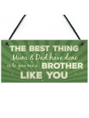 Brother Like You Gifts For Brother Sister Birthday Keepsake