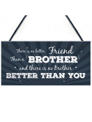 Special Brother Sister Gifts For Brother Birthday Keepsake