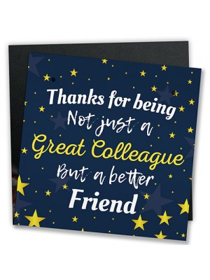 Gifts For Colleague Birthday Thank You Leaving Gifts Plaques