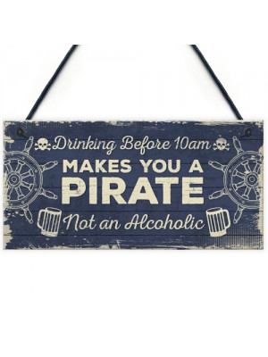 Funny Nautical Home Bar Pub Man Cave Shabby Chic Plaque Gifts