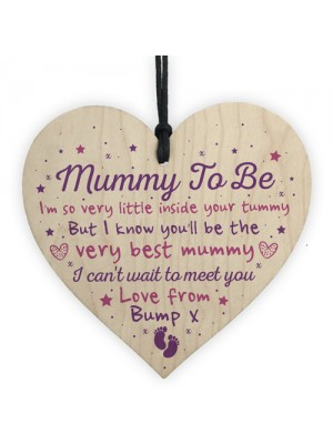 Mummy To Be Bump Gifts Decoration Baby Shower Friendship Gift