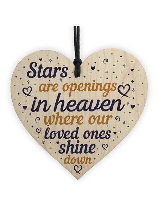 Bereavement Gift Mum Dad Nan Grandad In Memory Memorial Sign