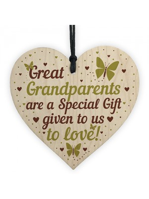 Great Grandparent Gifts Nan Grandad Grandma Grandpa Keepsake