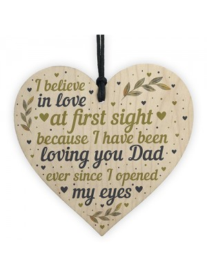 Sentimental Dad Daddy Gifts From Daughter Gifts From Son Heart