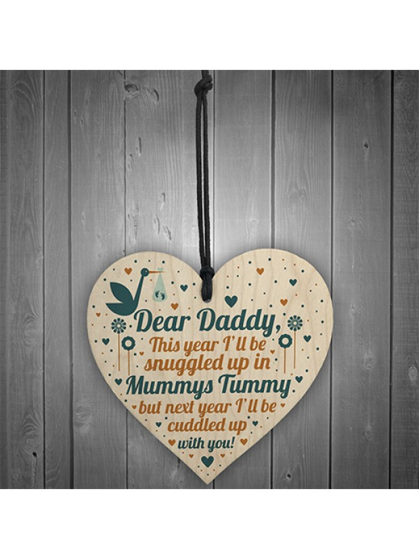 Daddy To Be Gift From Bump Baby Shower Dad Birthday