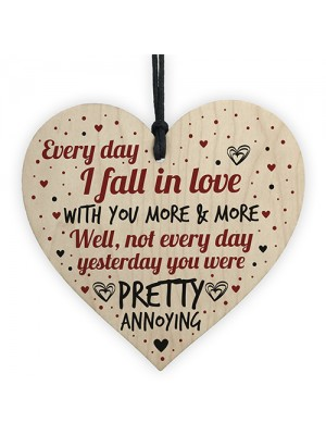 FUNNY VALENTINES DAY ANNIVERSARY GIFT For Girlfriend Boyfriend