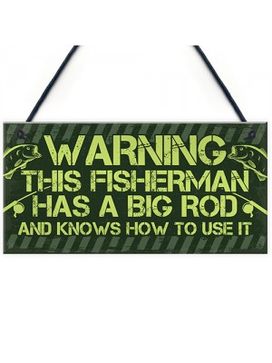 Funny Rude Gifts For Men Fishing Sign Fisherman Birthday Gifts