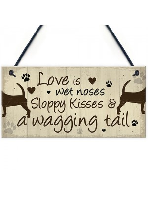 Dog Sign And Plaques Funny Dog Sign For Home Pet Sign For Dog