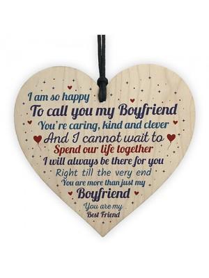 Anniversary Gift For Boyfriend Relationship Keepsake Gift Sign