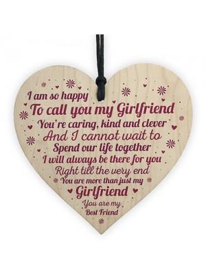 Anniversary Gift For Girlfriend Relationship Keepsake Gift Sign