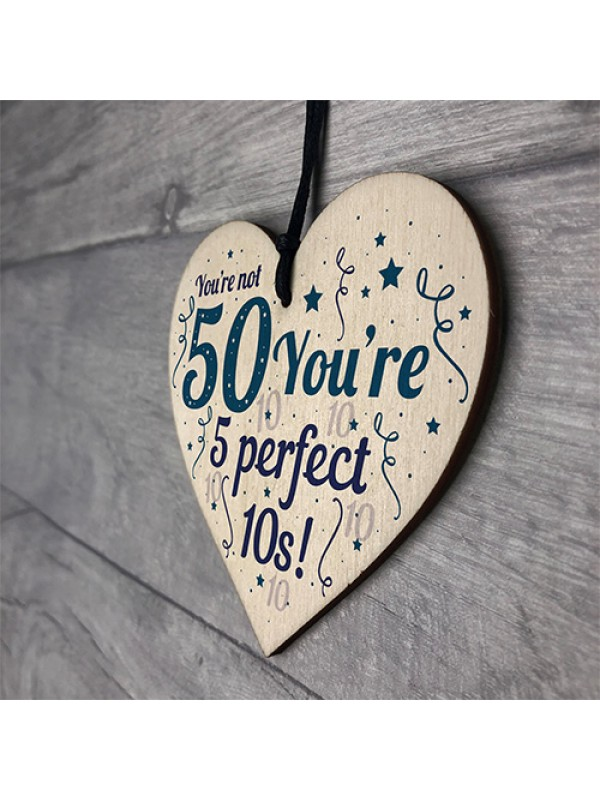 Funny 50th Birthday Accessories Gifts For Men Women Family Frien