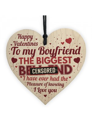 Funny Valentines Gift For Boyfriend Rude Gifts For Him Novelty