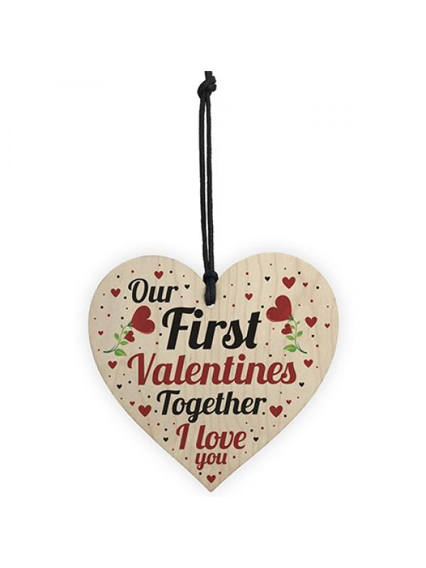 First Valentines Gift For Boyfriend Girlfriend 1st Valentines