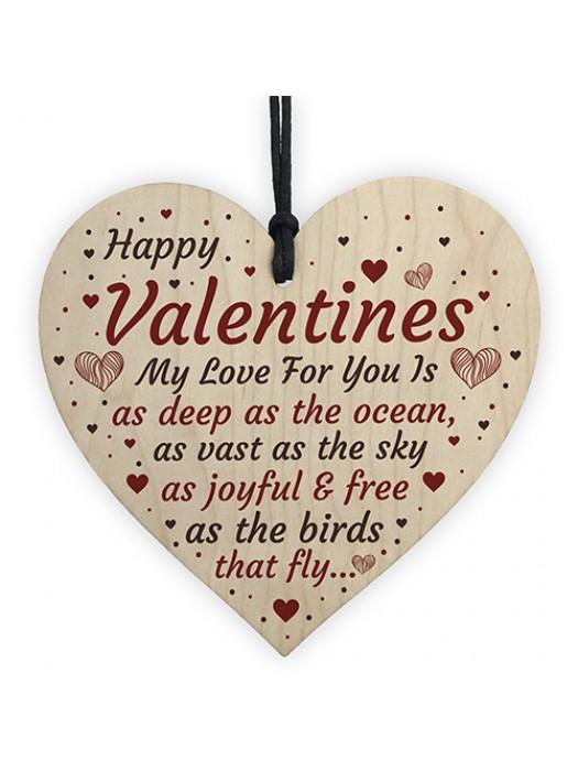 Valentines Gifts For Him Her Boyfriend Girlfriend Husband Wife