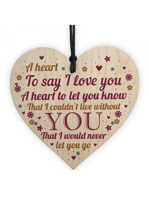 Anniversary Valentines Novelty Gift For Boyfriend Girlfriend