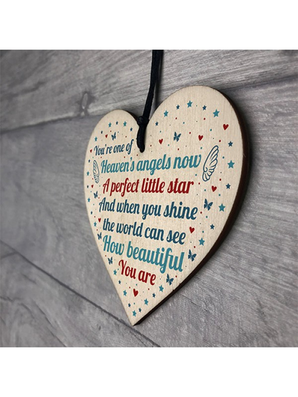 Baby Memorial Plaque Bereavement Miscarriage Baby Keepsake