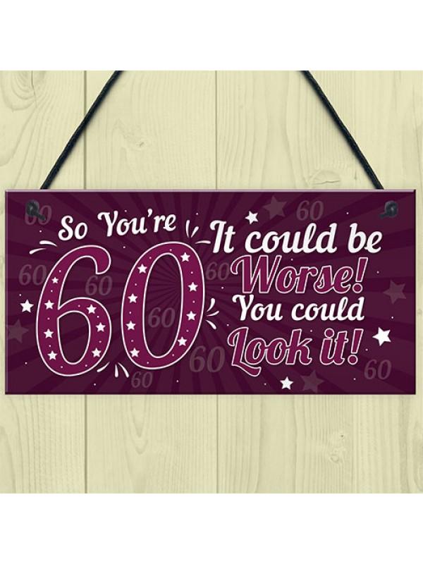 60th Birthday Gift For Men 60th Birthday Presents Women Mum Dad