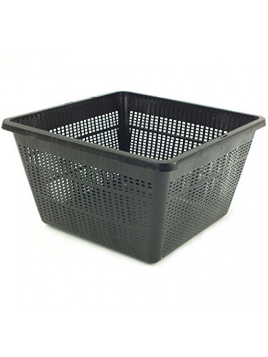 Bermuda Aquatic Basket Pond Plant Mesh Container Tub - 28 x 28cm