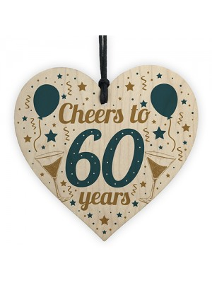 Cheers To 60 Years 60th Birthday Gift For Women 60th Birthday