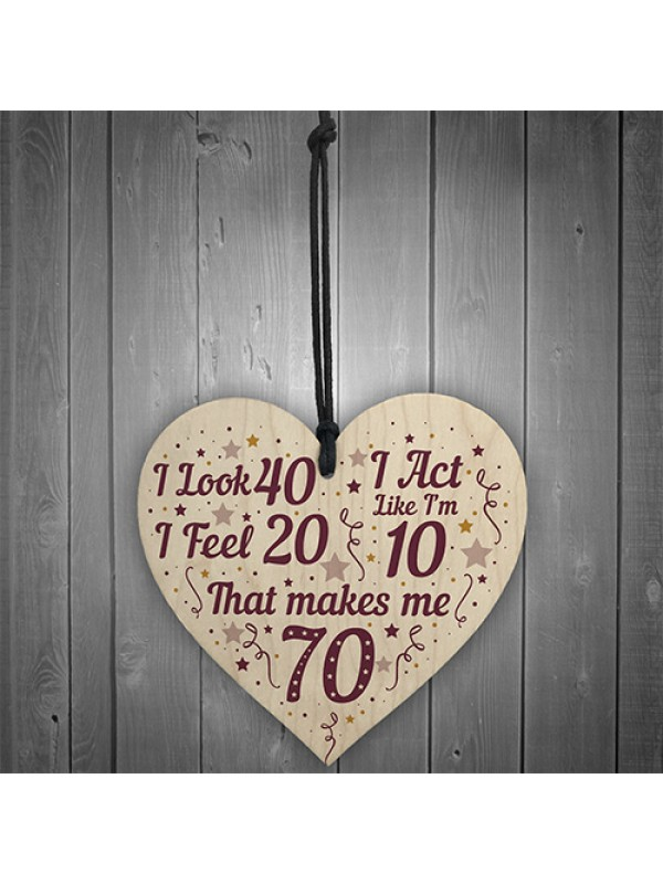Funny 70th Birthday Gifts For Men Women 70th Decorations Gifts